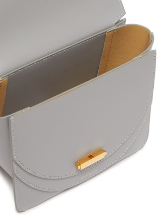 Detail View - Click To Enlarge - WANDLER - 'Luna' mini leather top handle bag