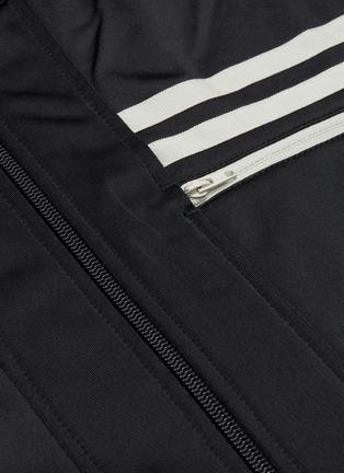 - Y-3 - 3-Stripes hooded track jacket
