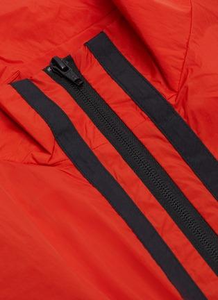 - Y-3 - Half zip stripe front pocket shell track jacket