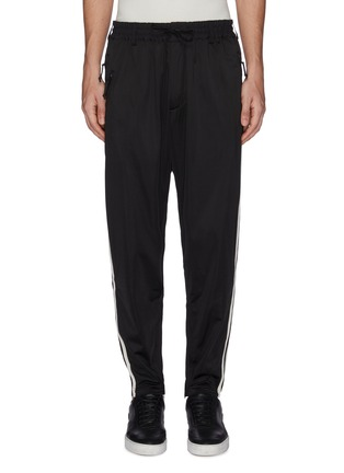 Main View - Click To Enlarge - Y-3 - 3-Stripes outseam track pants