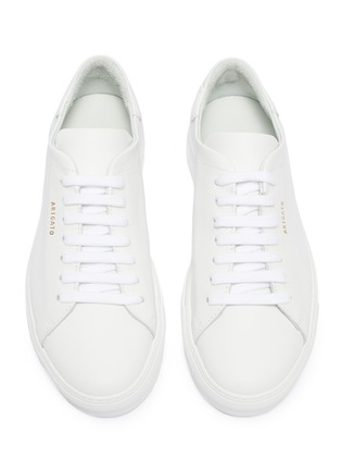 Detail View - Click To Enlarge - AXEL ARIGATO - 'Clean 90' leather sneakers