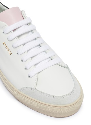 Detail View - Click To Enlarge - AXEL ARIGATO - 'Clean 90' colourblock leather sneakers