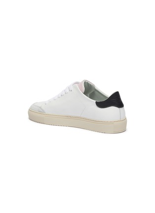 - AXEL ARIGATO - 'Clean 90' colourblock leather sneakers