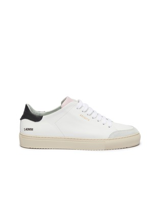 Main View - Click To Enlarge - AXEL ARIGATO - 'Clean 90' colourblock leather sneakers
