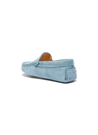 Detail View - Click To Enlarge - TOD'S - 'Gommini' infant loafers