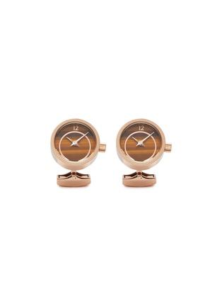 Main View - Click To Enlarge - TATEOSSIAN - Prezioso watch cufflinks
