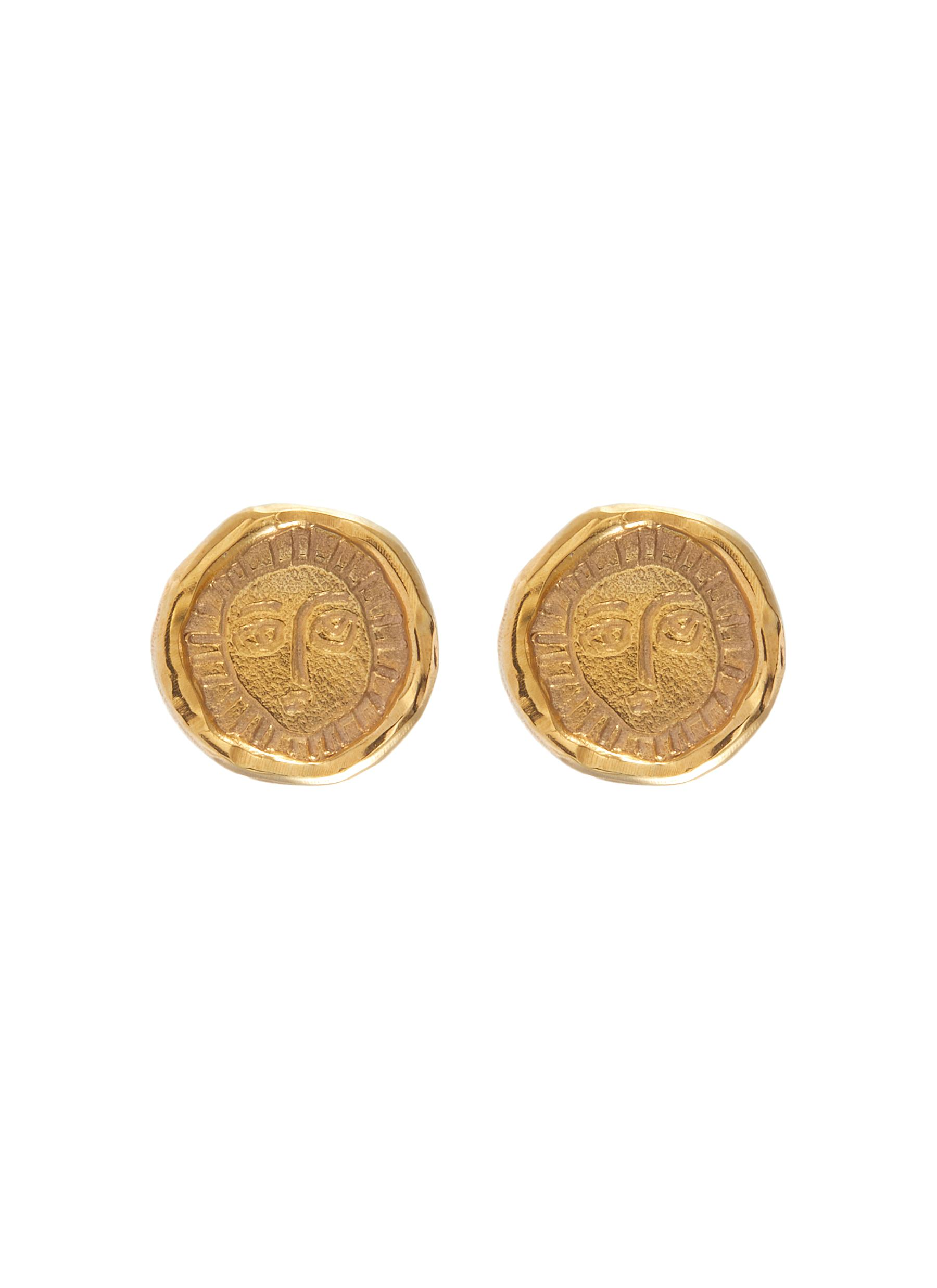 Holly Ryan 'picasso' Stud Earrings