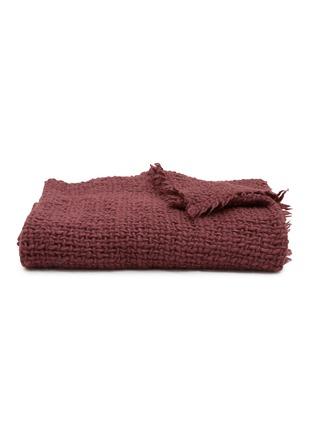 Main View - Click To Enlarge - SOCIETY LIMONTA - Tel Blanket – Porpora