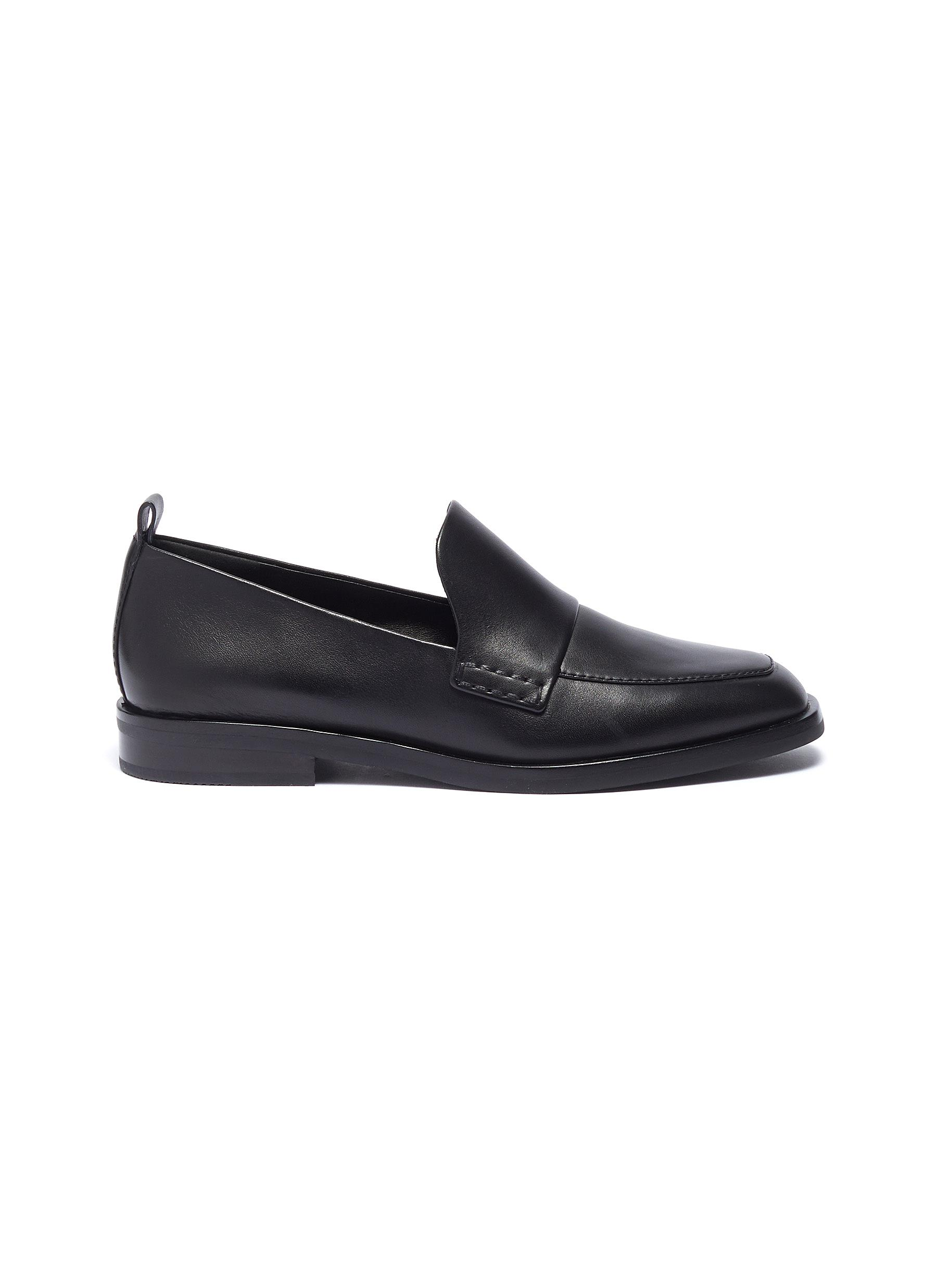 Alexa leather loafers by 3.1 Phillip Lim