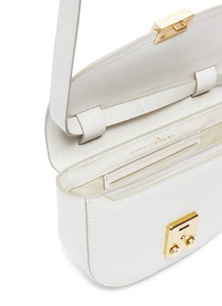 Detail View - Click To Enlarge - 3.1 PHILLIP LIM - 'Pashli Saddle Mini' leather belt bag