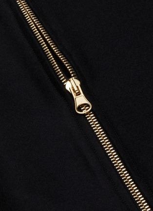 - CASABLANCA - Zip shirt jacket