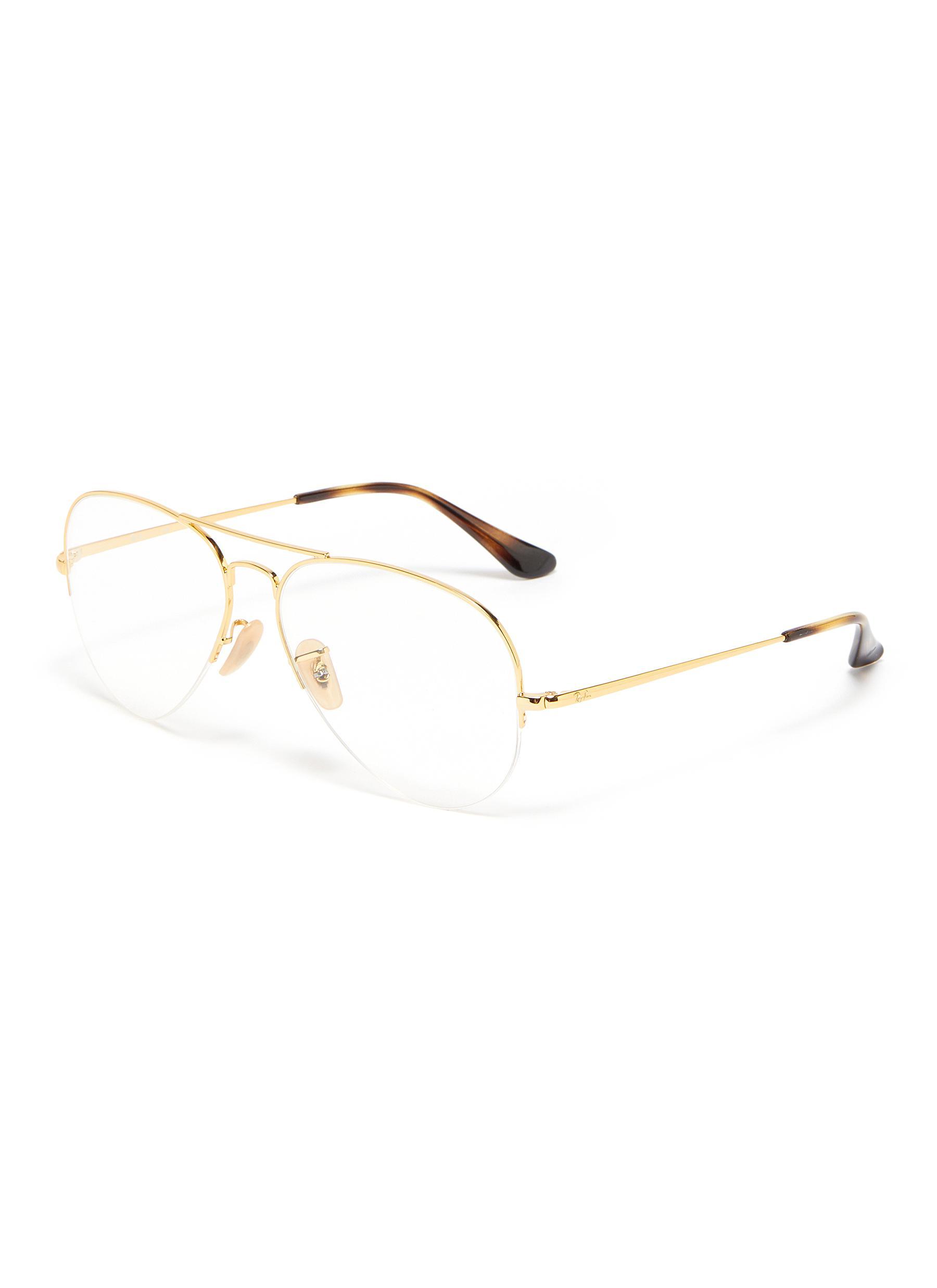 b486b5f0d4fd2 Ray-Ban.  Aviator Gaze  metal optical glasses
