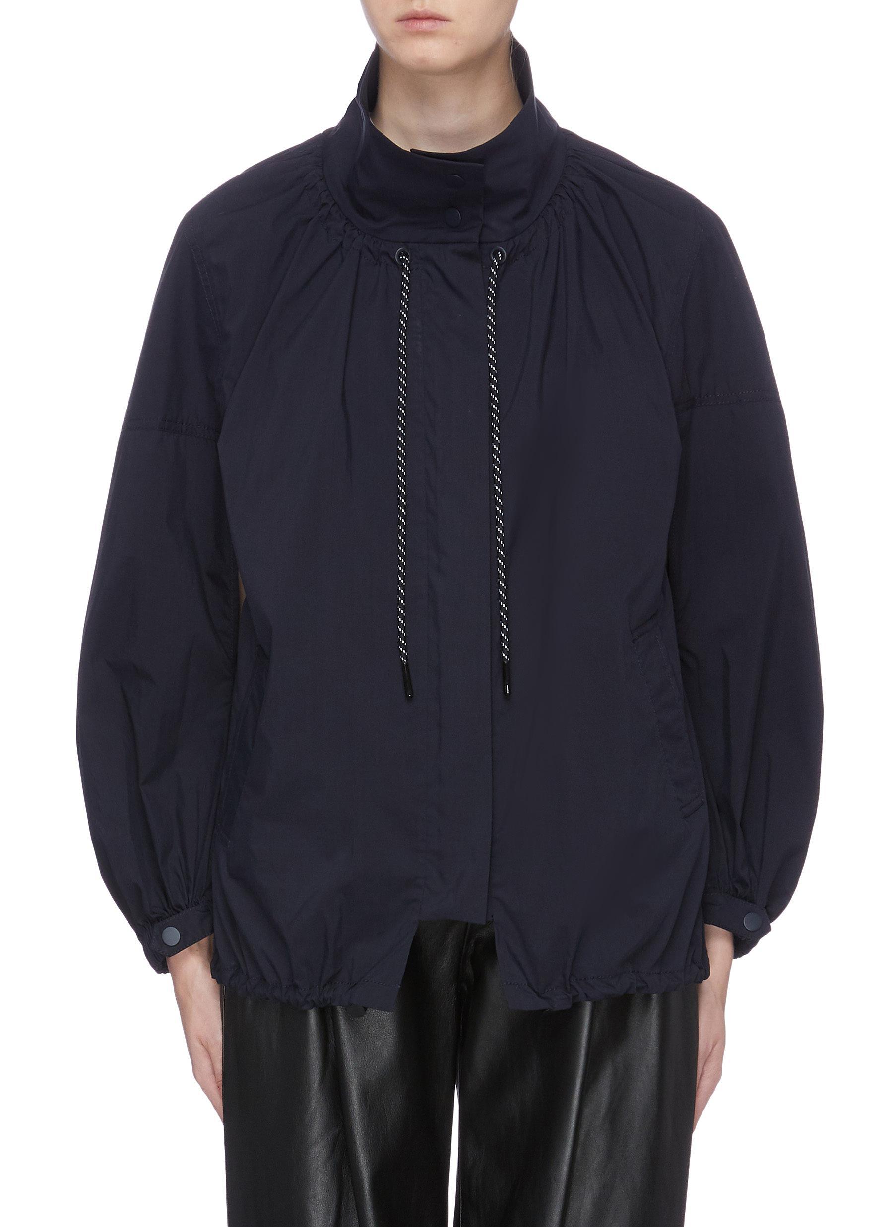 Oversized windbreaker jacket by 3.1 Phillip Lim