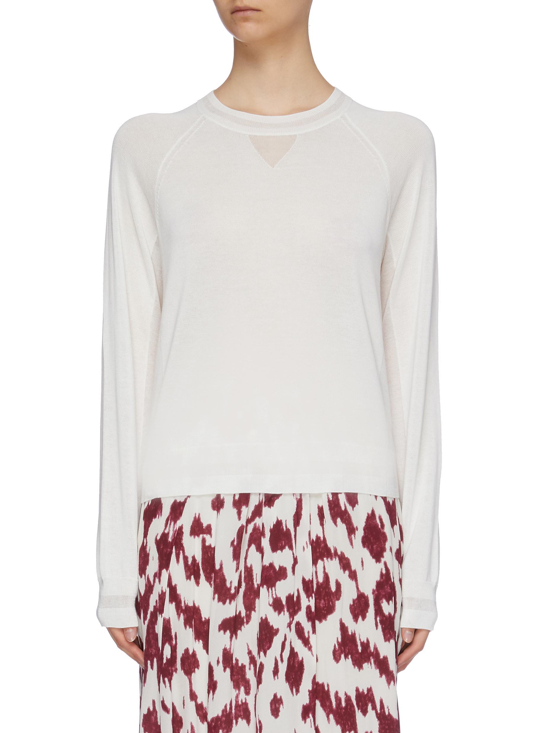 Kento Pima cotton sweater by Rag & Bone/Jean