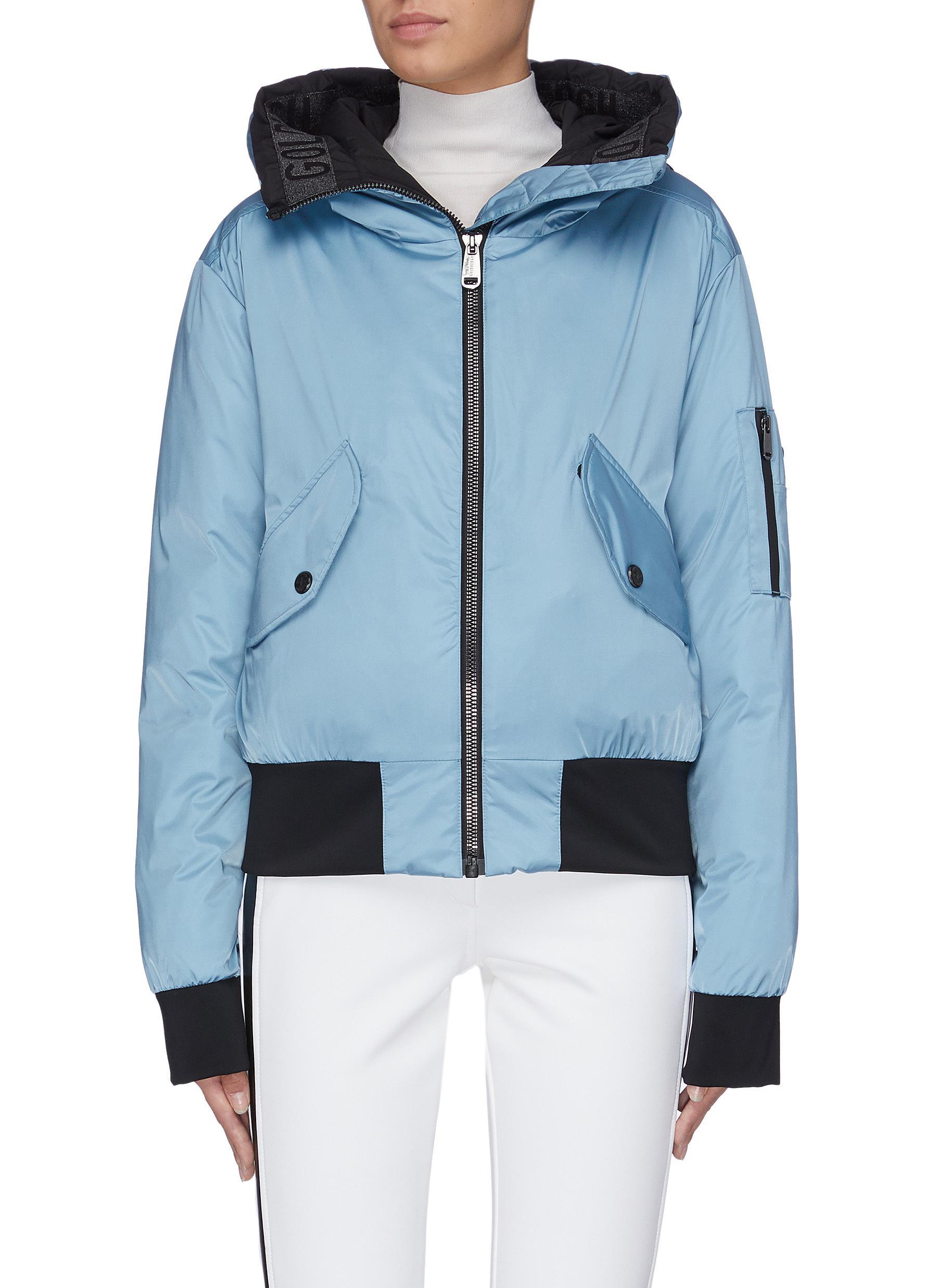 Buy Goldbergh Jackets 'Gilsa' hooded performance down jacket