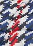 - PERFECT MOMENT - Colourblock star logo hooded jacket