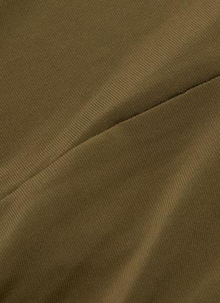 - NORMA KAMALI - One shoulder jumpsuit