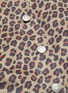 - HELEN LEE - Leopard print Worker jacket