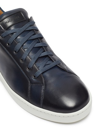 Detail View - Click To Enlarge - MAGNANNI - Leather sneakers