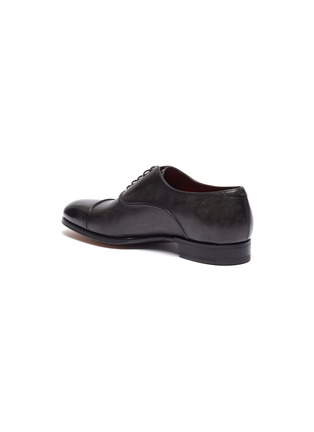 - MAGNANNI - Panelled leather Oxfords