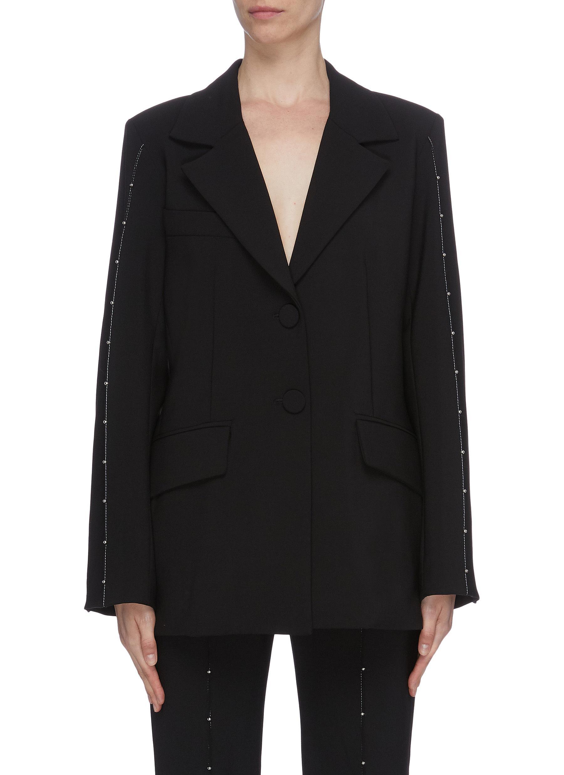 Patti embellished blazer by Ellery