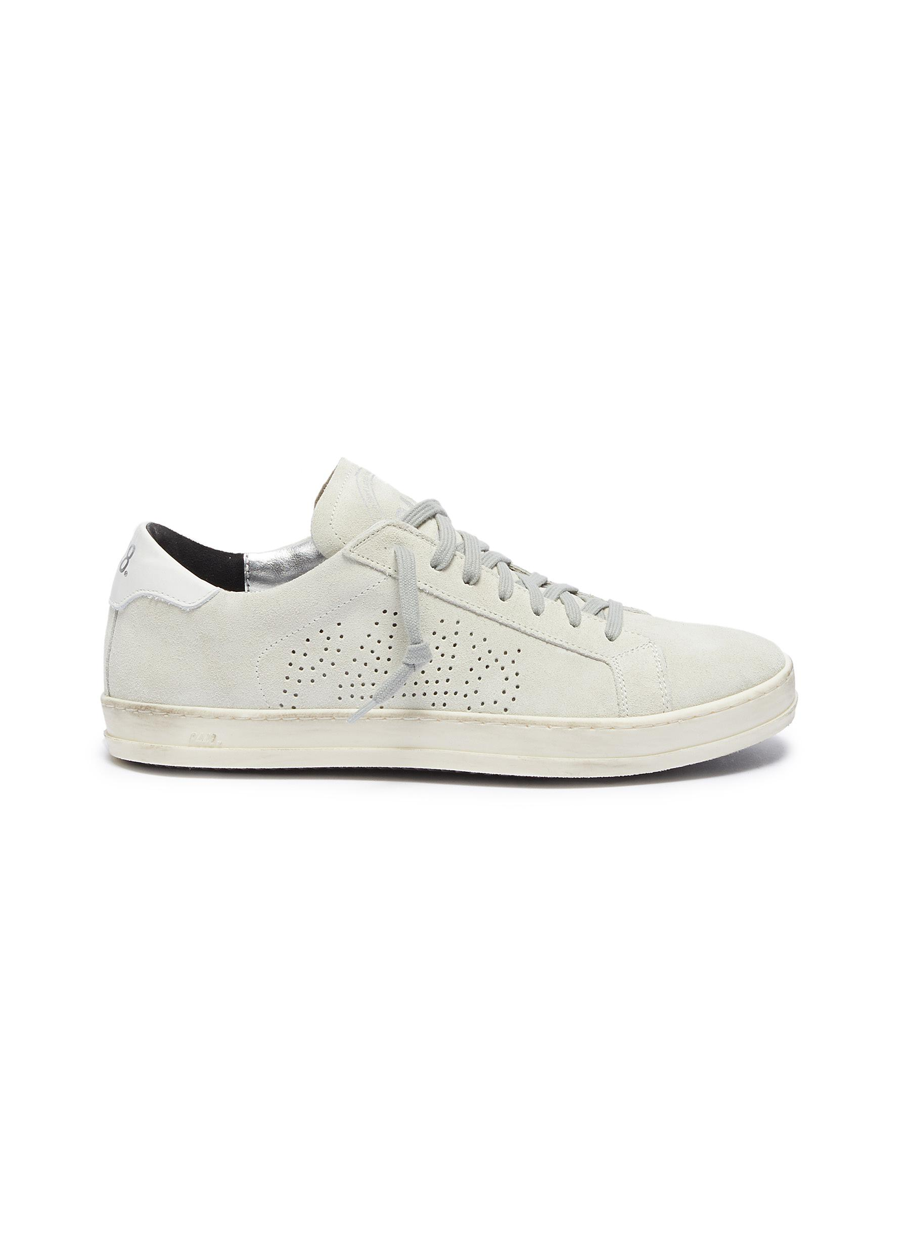 John suede sneakers by P448