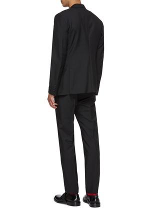 Back View - Click To Enlarge - PRADA - Virgin wool-mohair suit