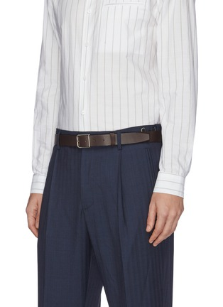 Figure View - Click To Enlarge - FELISI - Leather belt