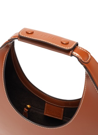 Detail View - Click To Enlarge - STAUD - 'Moon' large leather shoulder bag
