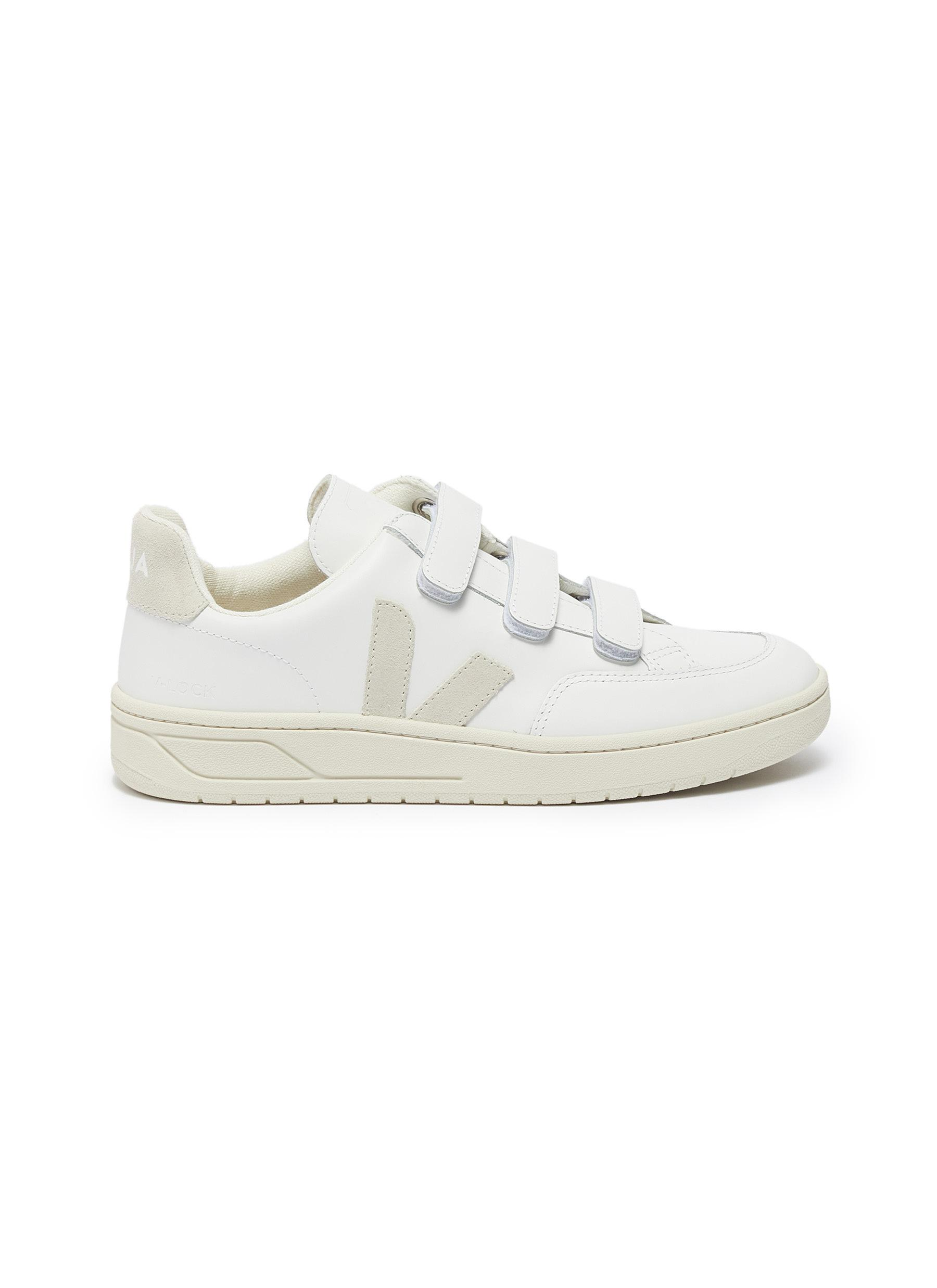 V-Lock leather sneakers by Veja