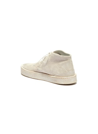 - MARSÈLL - 'Cassapara' suede chukka boots