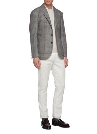 Figure View - Click To Enlarge - BRUNELLO CUCINELLI - Cashmere sweater