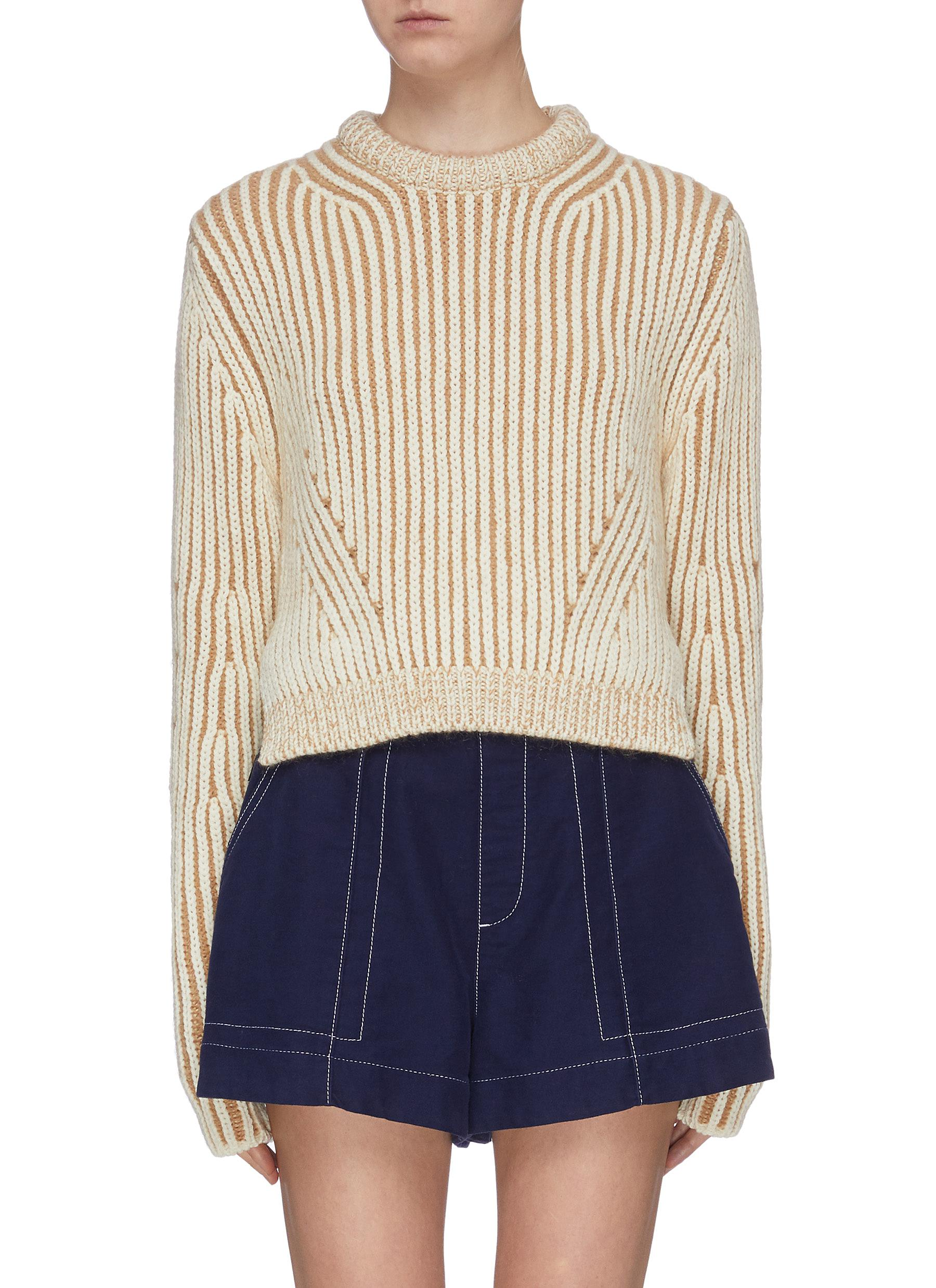 Chunky sweater by Chloé