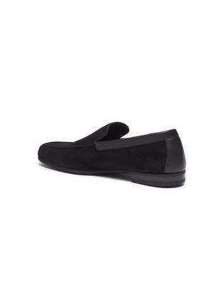 - JOHN LOBB - 'Tyne' suede loafers