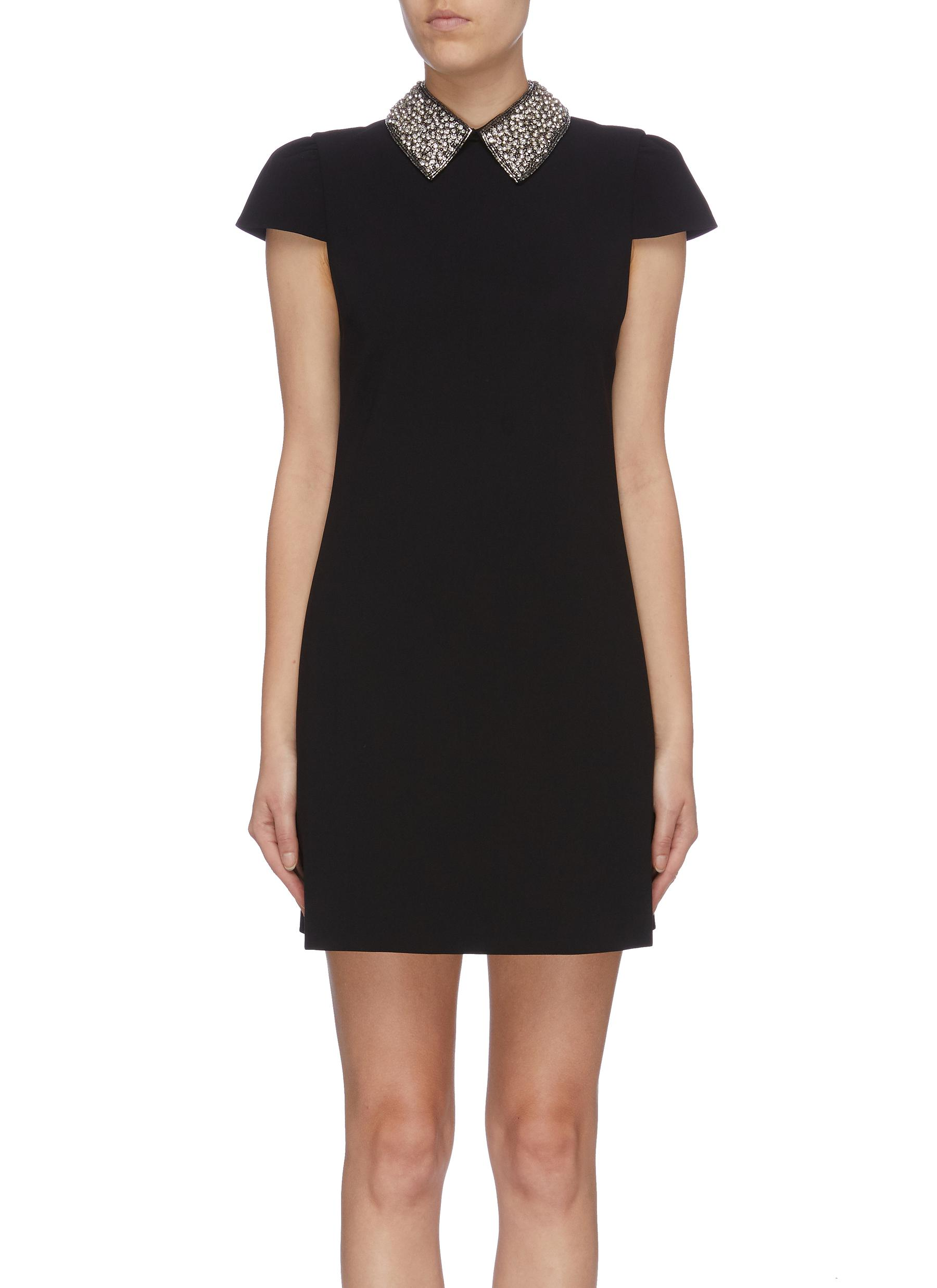 Coley strass embellished dress by Alice + Olivia