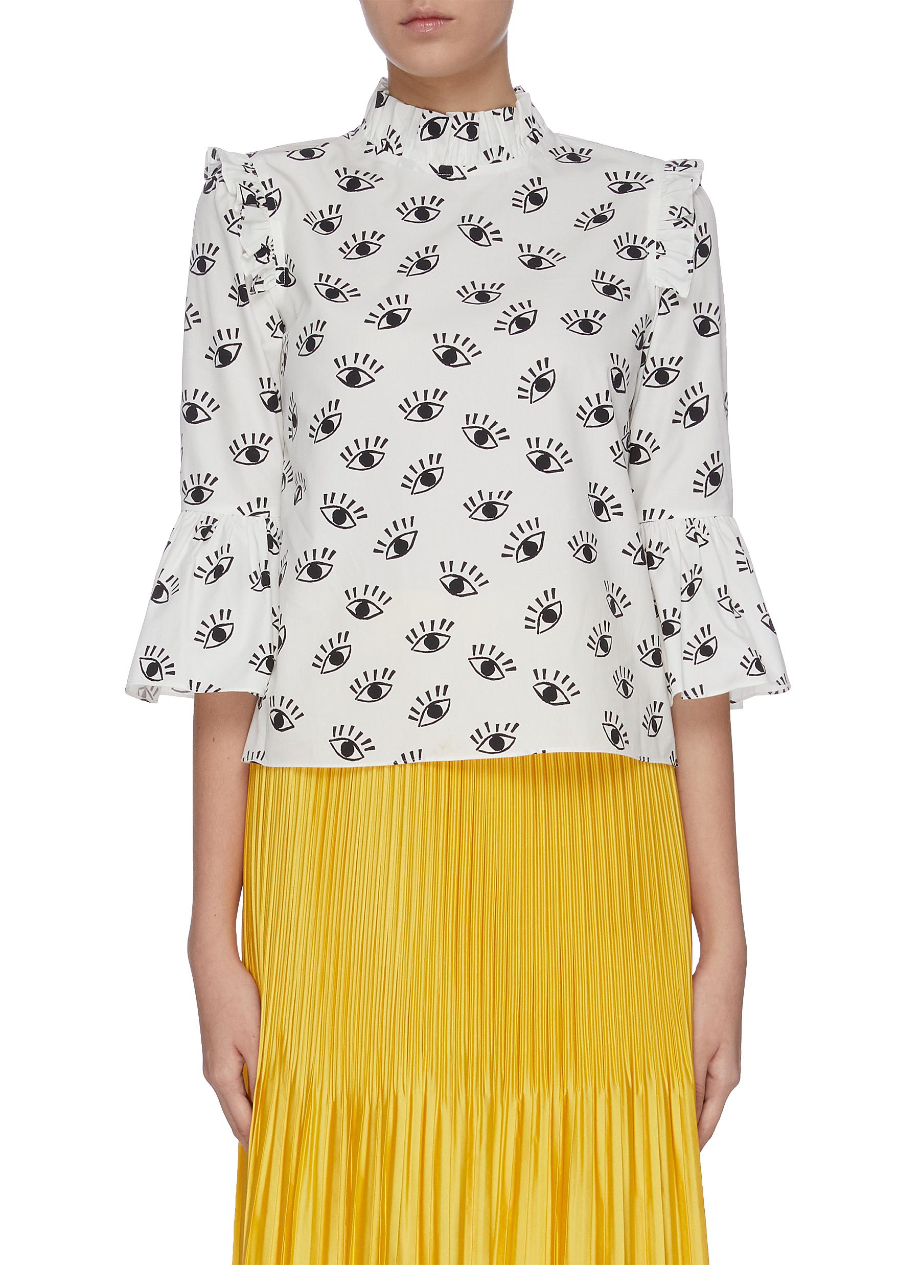 Photo of Alice + Olivia Clothing Tops online sale