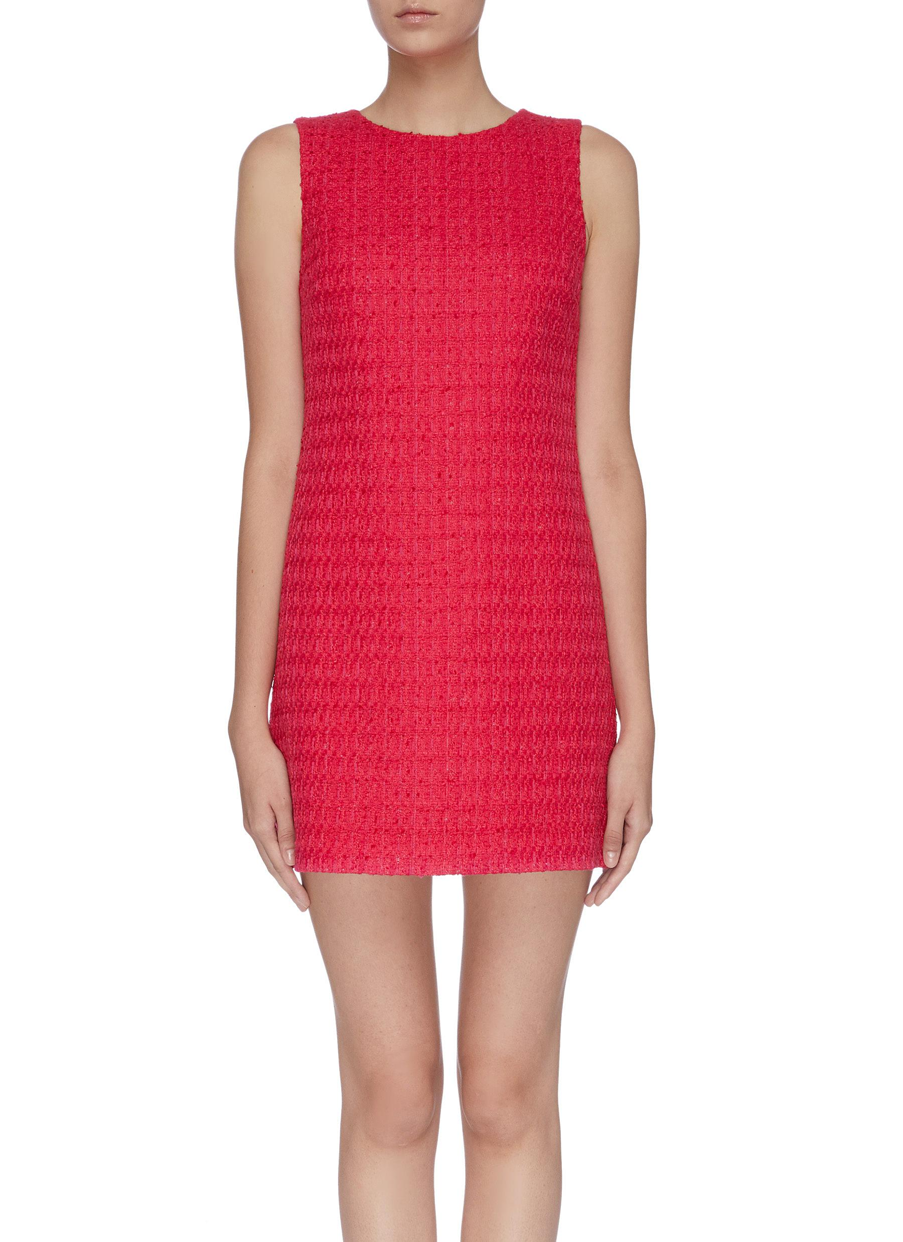 Clyde shift dress by Alice + Olivia