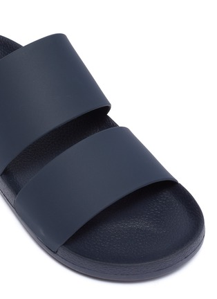 Detail View - Click To Enlarge - VINCE - 'Marina' rubber double band pool slides