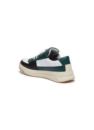 - ACNE STUDIOS - 'Perey' patchwork colourblock sneakers