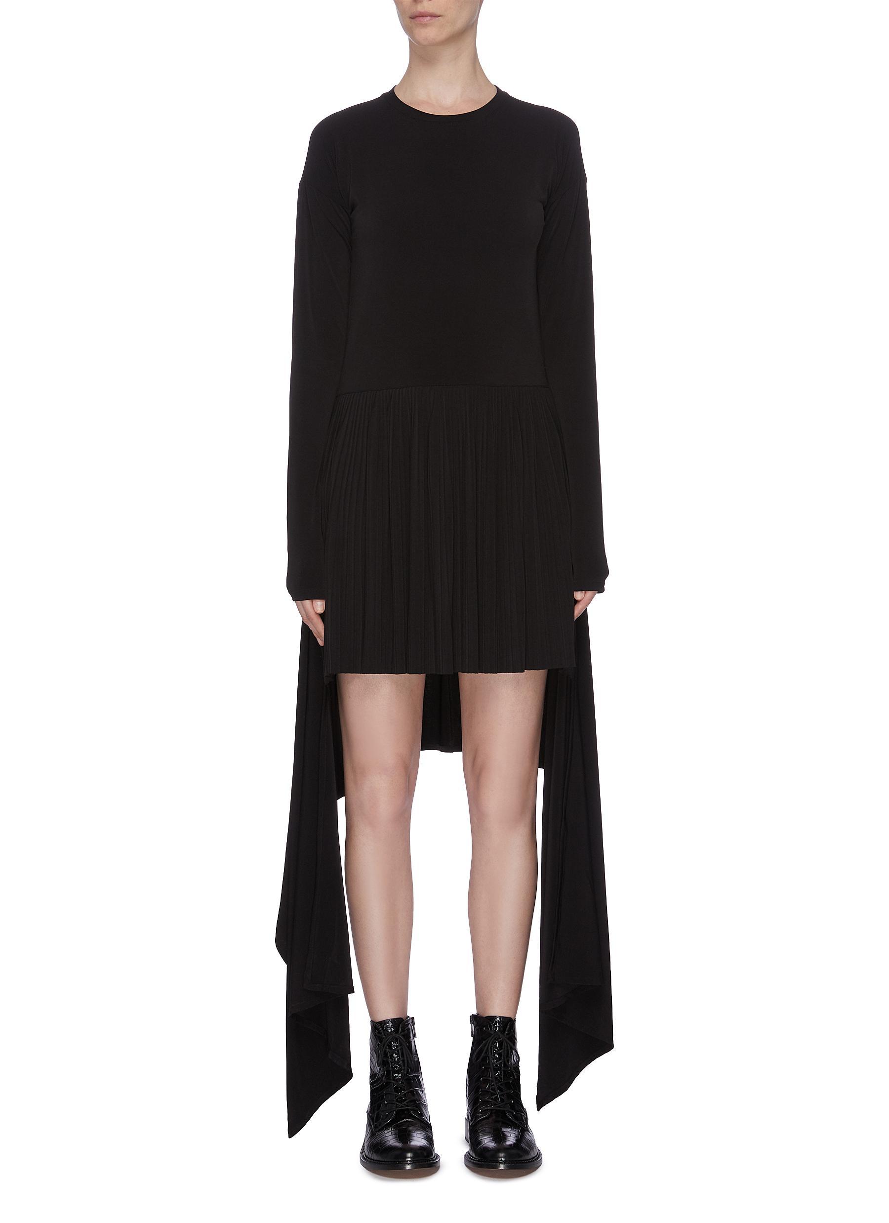 Drape dress by Jw Anderson