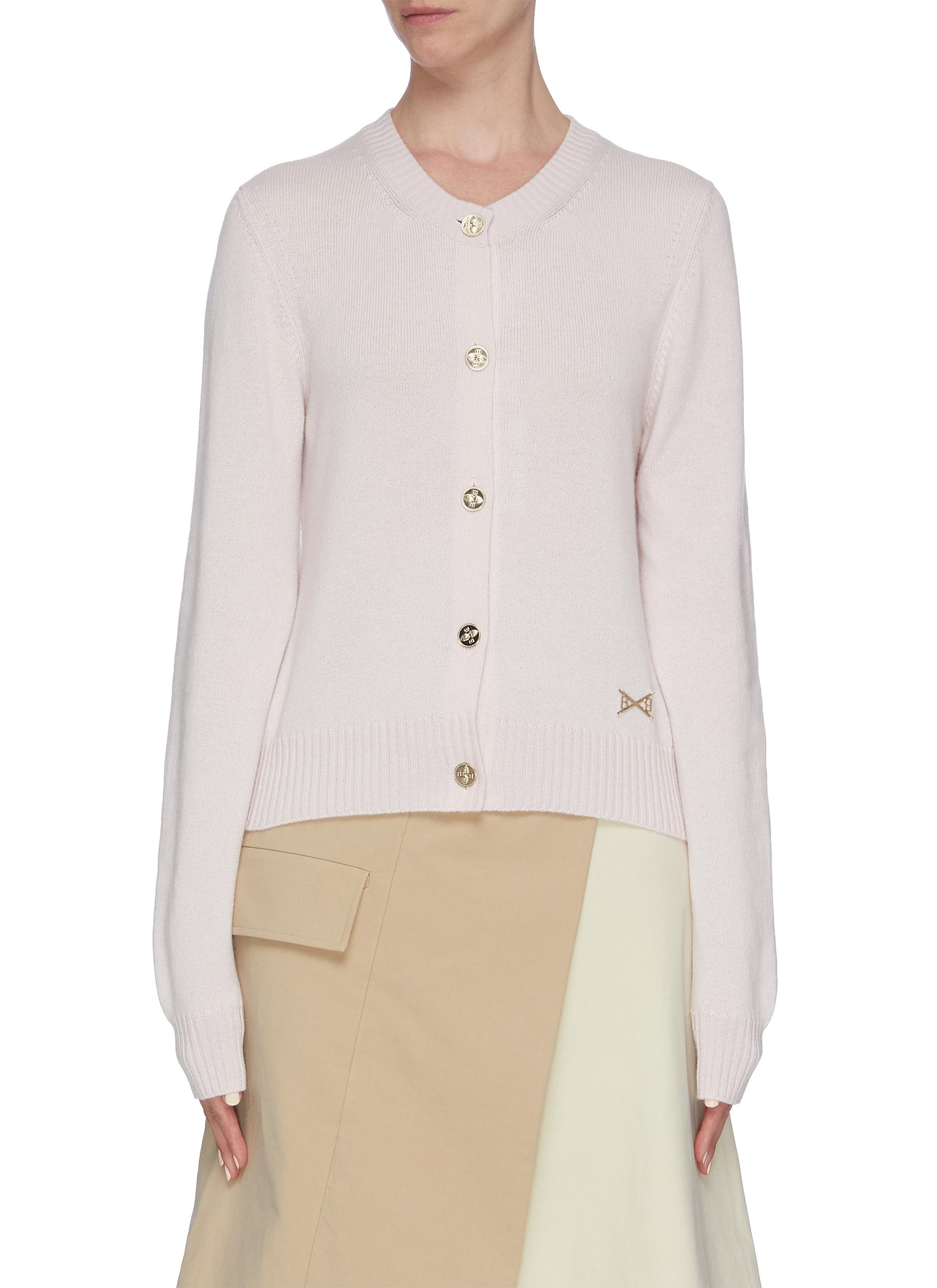 Cashmere cardigan by Barrie