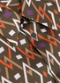 - JOSEPH - Geometric print shirt