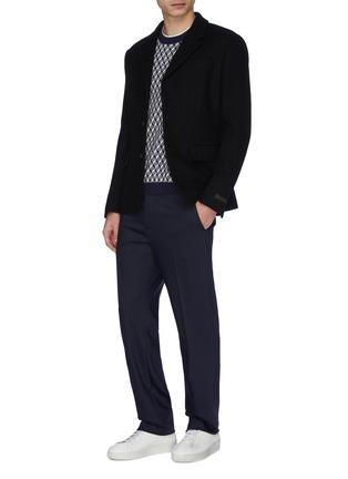 Figure View - Click To Enlarge - JOSEPH - Flannel pants
