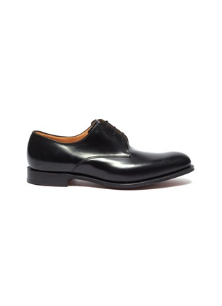 Main View - Click To Enlarge - CHURCH'S - 'Oslo' leather Derbies