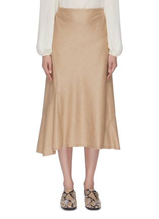 Main View - Click To Enlarge - THEORY - Wool skirt