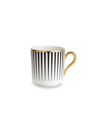 Main View - Click To Enlarge - BETHAN GRAY - Lustre Stripe espresso cup