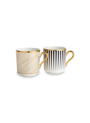 Main View - Click To Enlarge - BETHAN GRAY - Lustre espresso cup set
