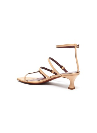 - MANU ATELIER - 'Naomi' strappy leather sandals