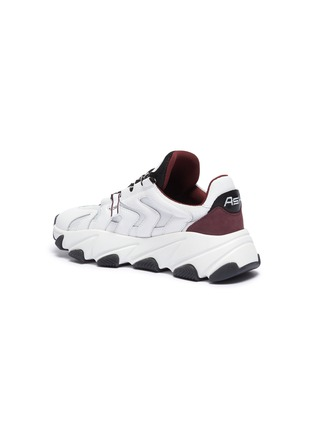 - ASH - 'Extreme' chunky outsole leather sneakers