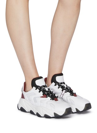buy online 40e4f eb6c9 'Extreme' chunky outsole leather sneakers